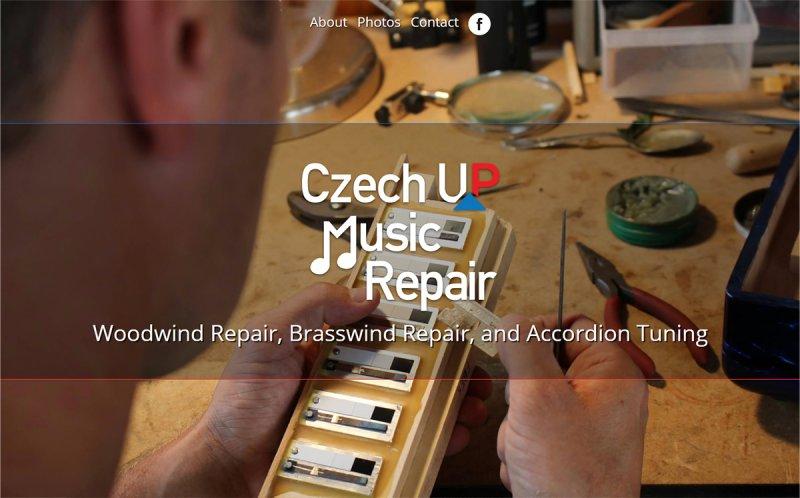 Czech Up Music Repair